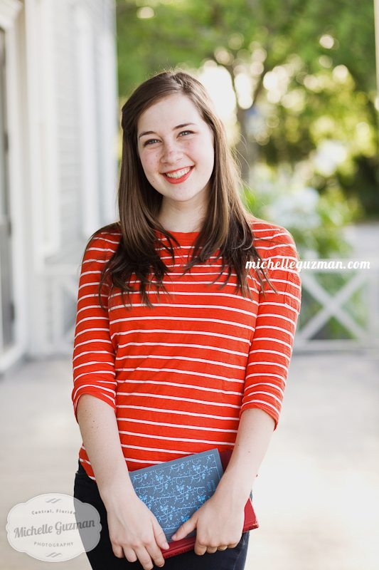 Longwood High School Senior Photo