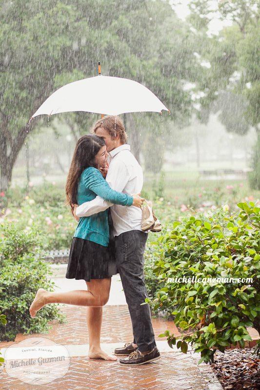rain engagement