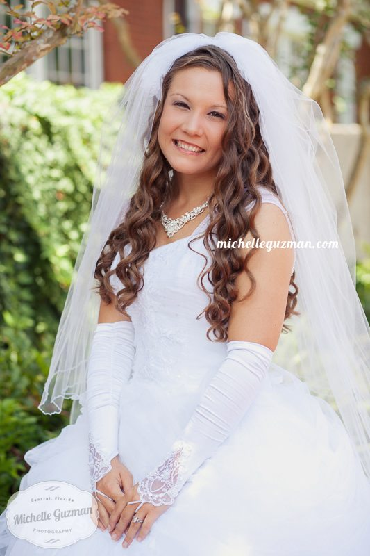 Lake Mary Bridal Photographer