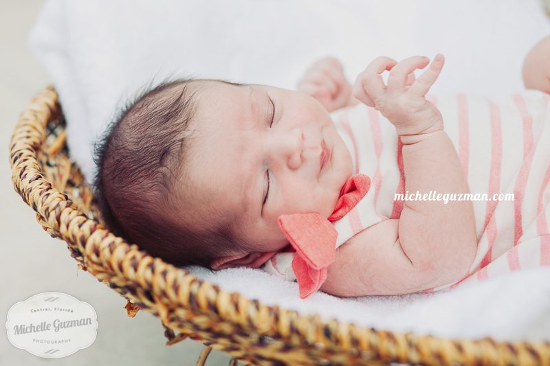 Lake Mary Newborn Photographer : Baby Photography