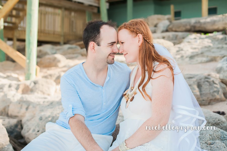 New Smyrna Beach Vow Renewal :: Chad and Mandy
