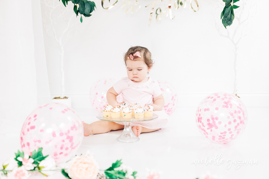 1 Year Old Studio Session