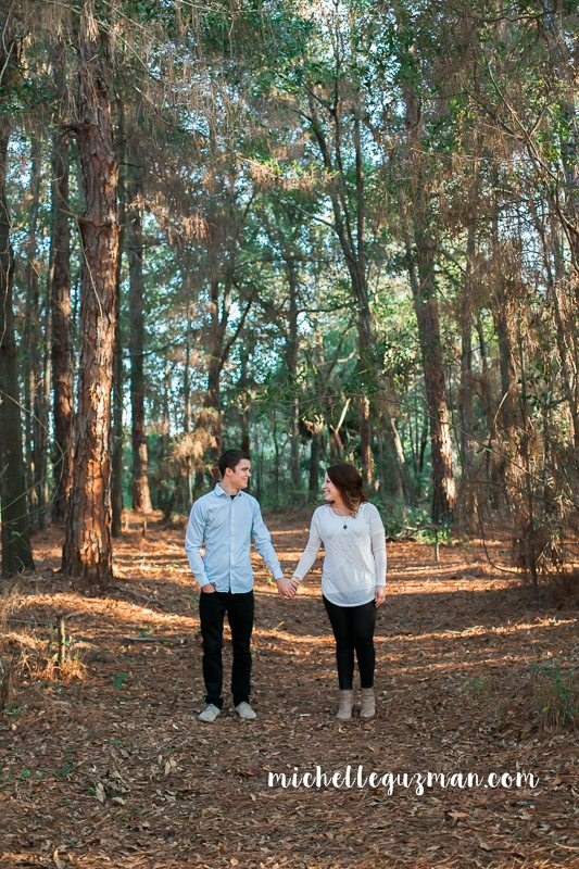 Lake Mary Photographer :: Parker and Claire